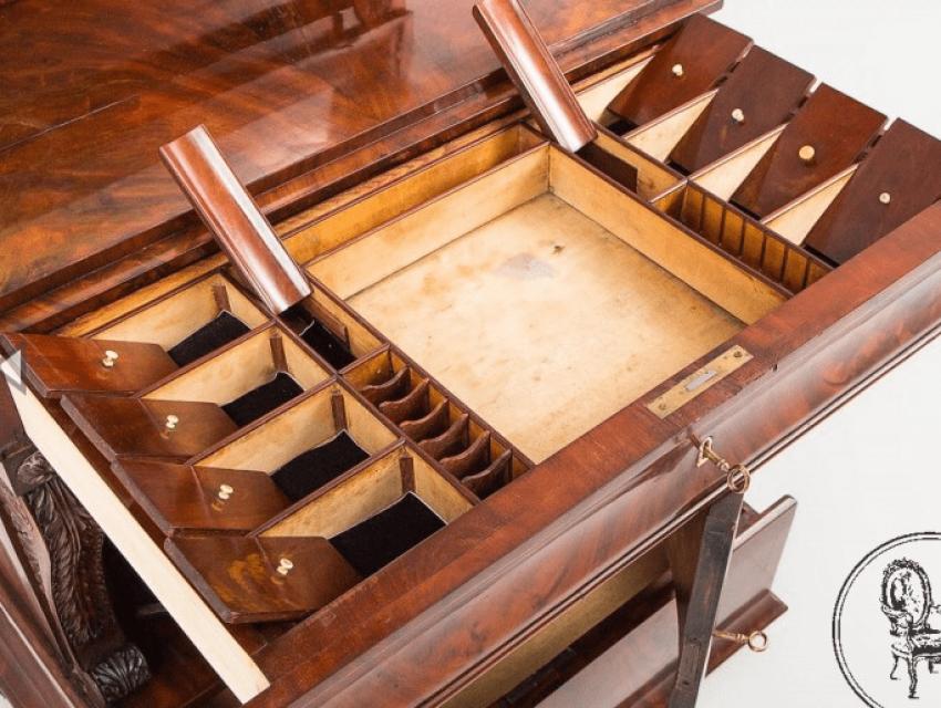 Dresser with mirror XIXth France - photo 5