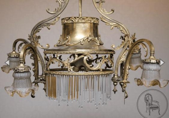 Lamp twentieth century France - photo 3