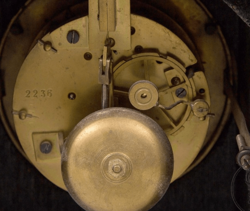 Watch the console of the XIX century - photo 3