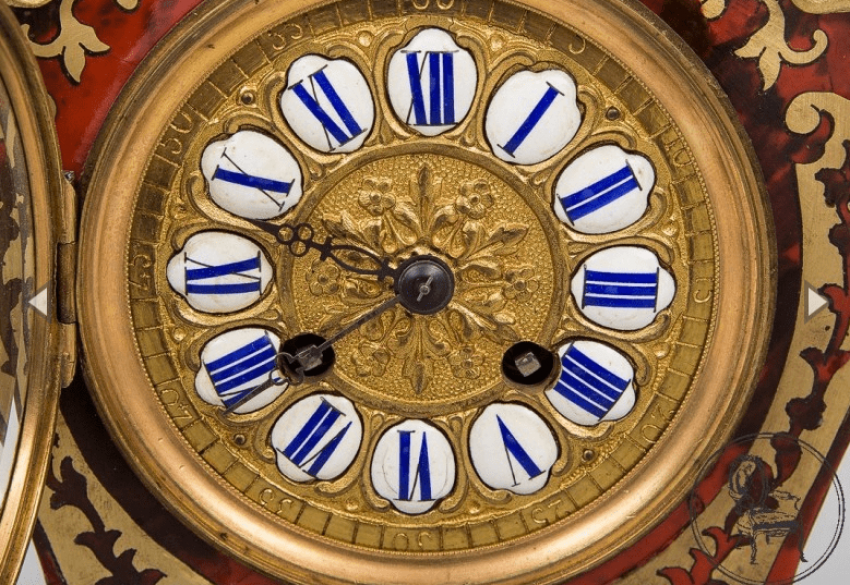 Watch the console of the XIX century - photo 4