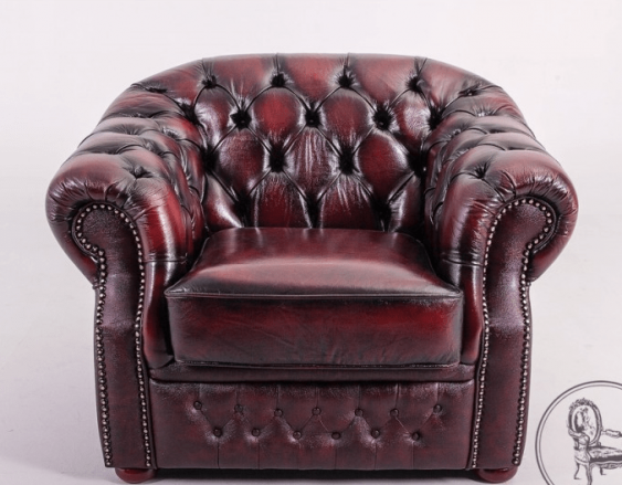 Set of leather furniture - photo 2