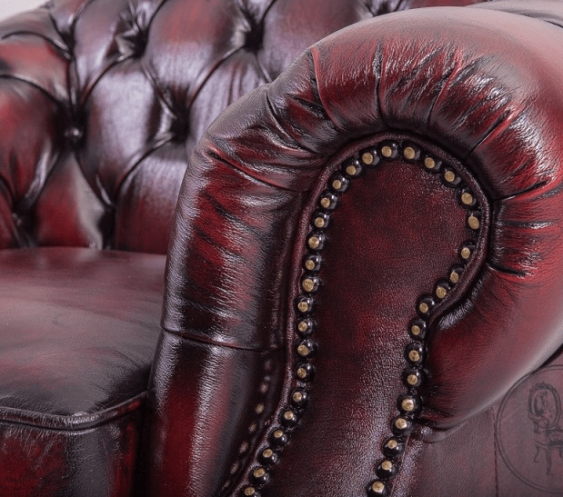 Set of leather furniture - photo 3