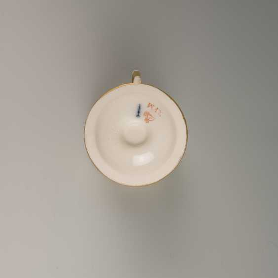 Cup and saucer KPM 19th century - photo 4