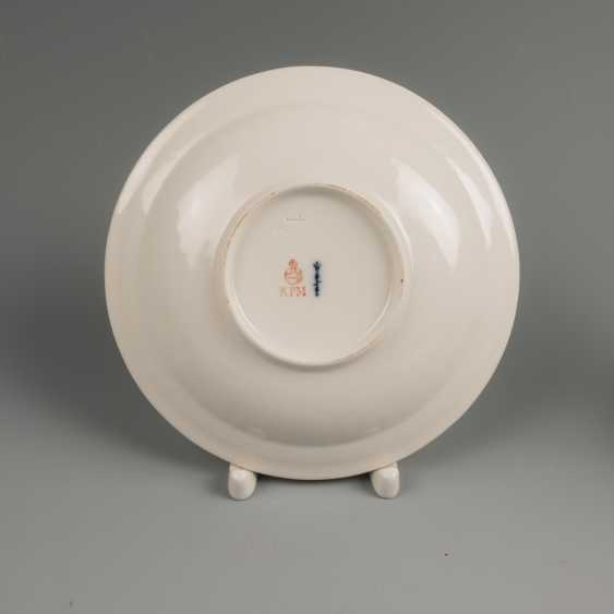 Cup and saucer KPM 19th century - photo 5