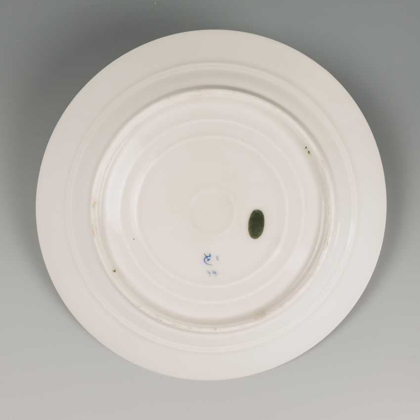 Agit. Plate Imperial porcelain factory . State porcelain factory put out, 1919 - photo 2