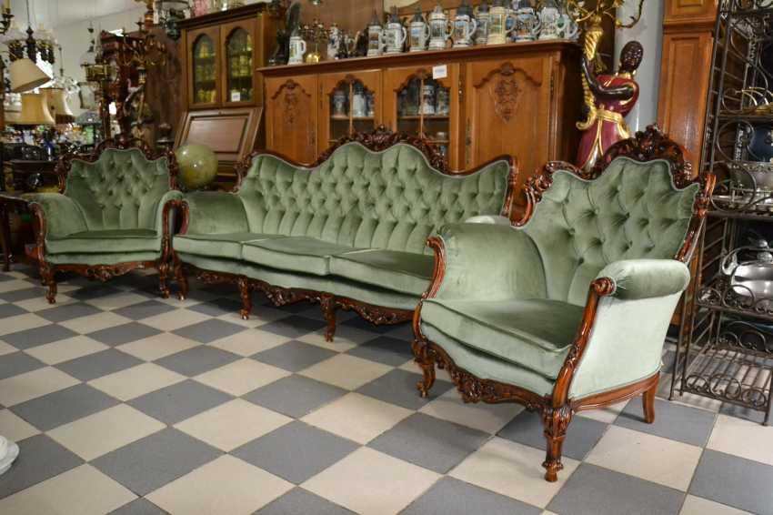 Upholstered furniture France - photo 1