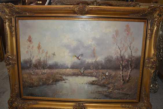 Ducks on the water - photo 1
