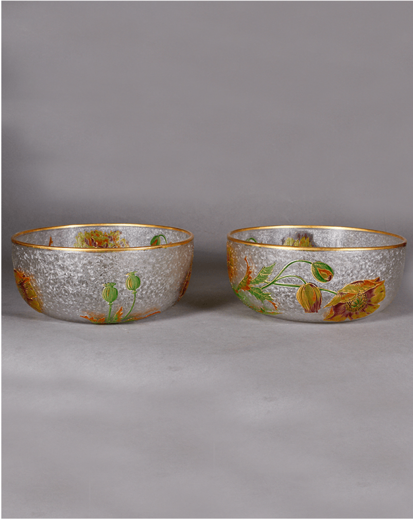A couple of bowls France, beginning of XX century - photo 1