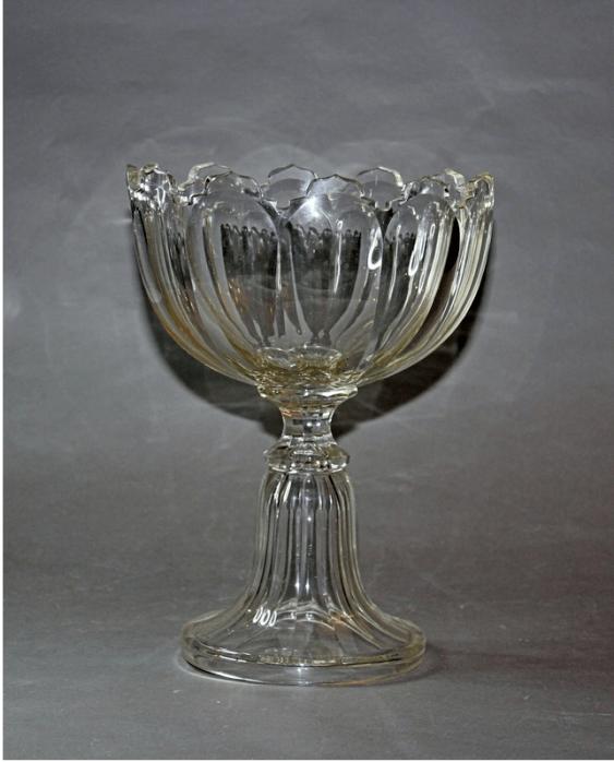 Vase, Russia, mid XIX century, crystal - photo 1