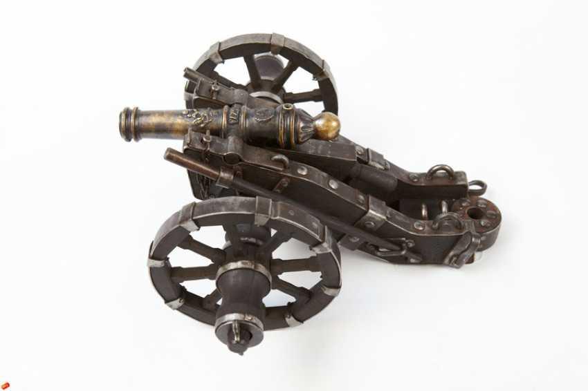 Cossack cannon XVII century - photo 1