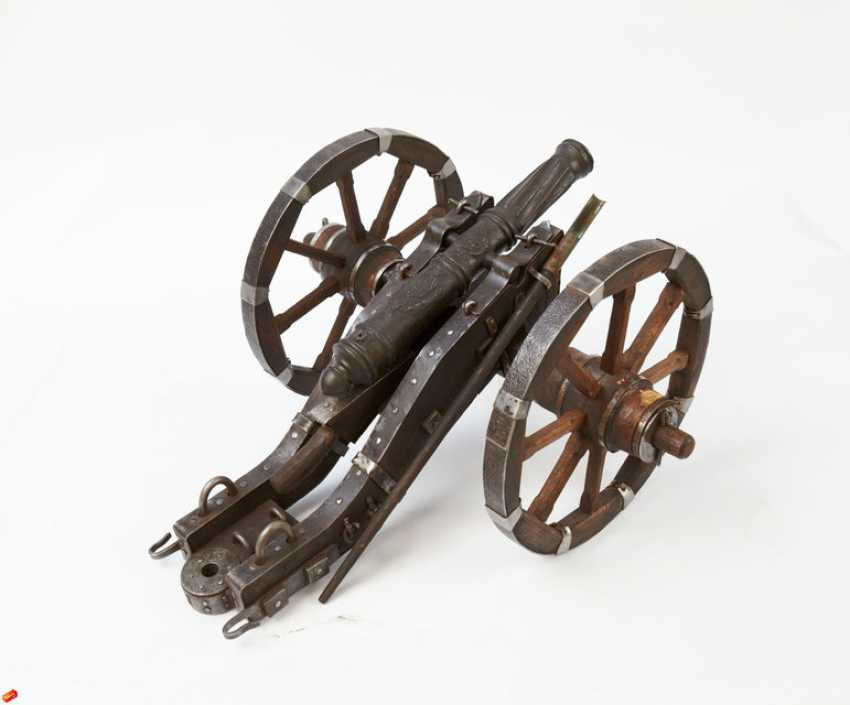 Cossack cannon XVII century - photo 2