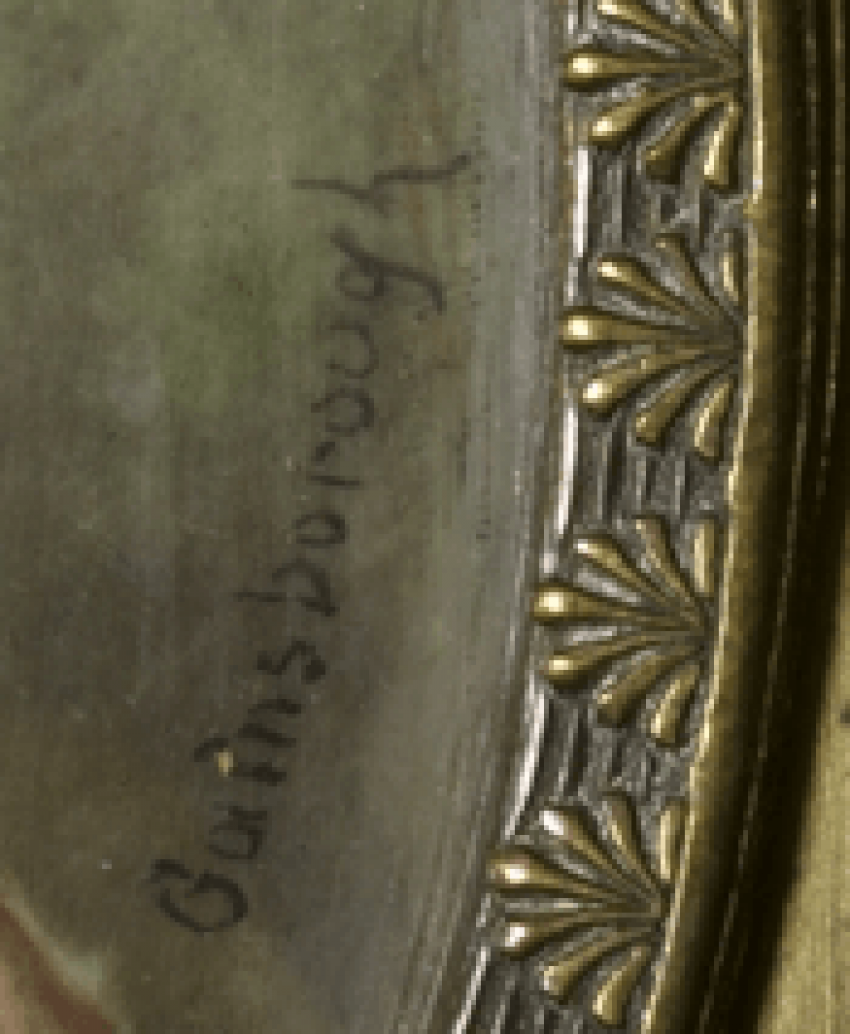 Thomas Gainsborough сер - XVIII в - Foto 2