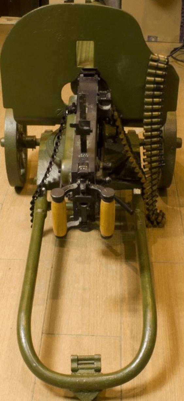 Maxim machine gun, 1939 - photo 3