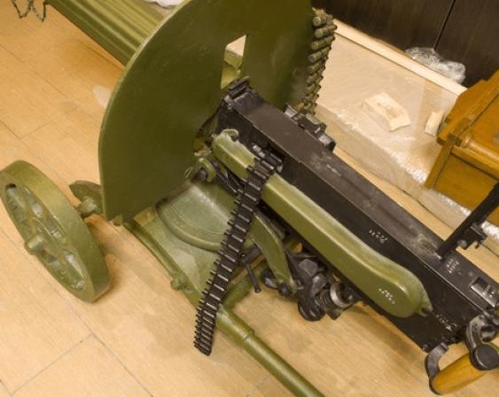 Maxim machine gun, 1939 - photo 2