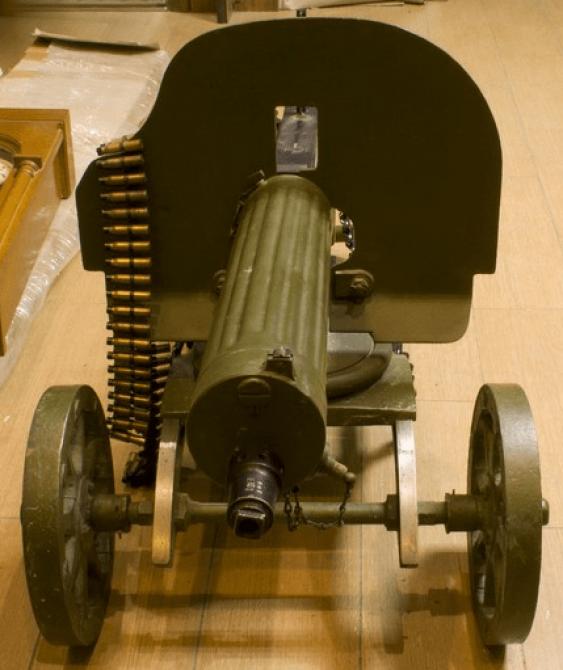 Maxim machine gun, 1939 - photo 1