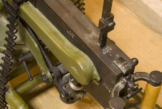 Maxim machine gun, 1939 - photo 4