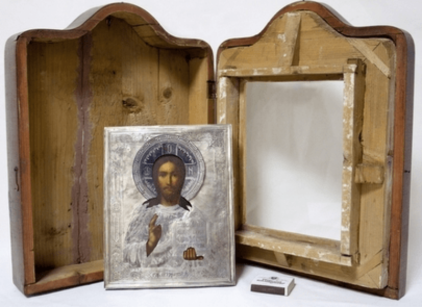 The Icon Of The Lord Almighty - photo 2