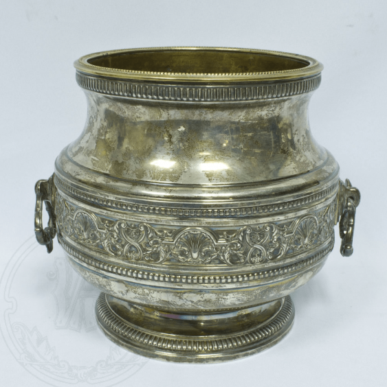 Pots silver Weight: 788 g. - photo 1