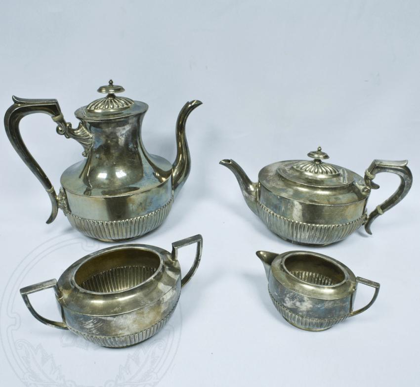 Coffee set of 4 items - photo 1
