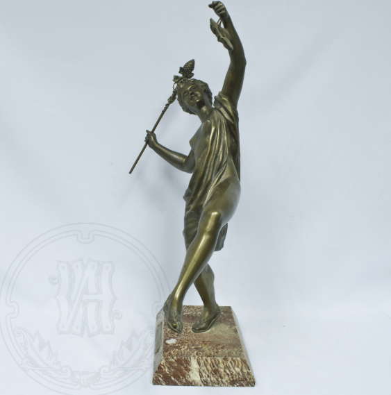 "sculpture ""Melpomene"" 55cm - photo 1"