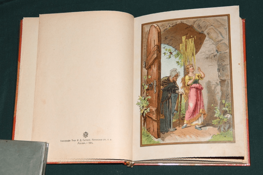 The brothers Grimm, and 20 tales. 1914 - photo 4