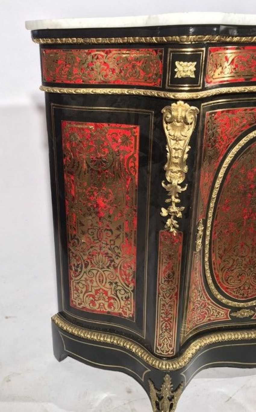 Commode in the style of Boulle, Frnace 19 - photo 2
