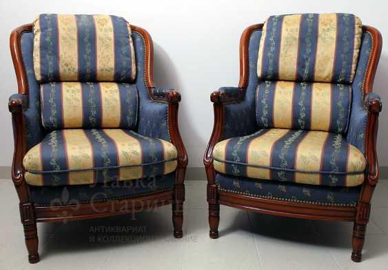 Set of upholstered furniture - photo 3