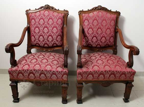 A set of chairs - photo 2