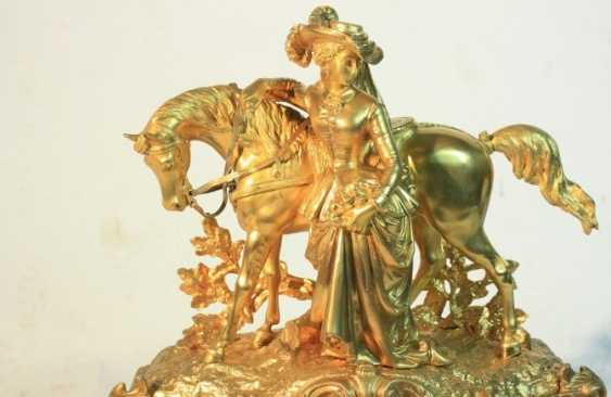 Mantel clock France in 19 - photo 3