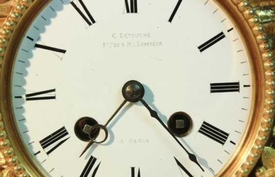 Mantel clock France in 19 - photo 4