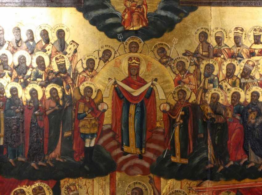"""The Holy Virgin"" - photo 3"