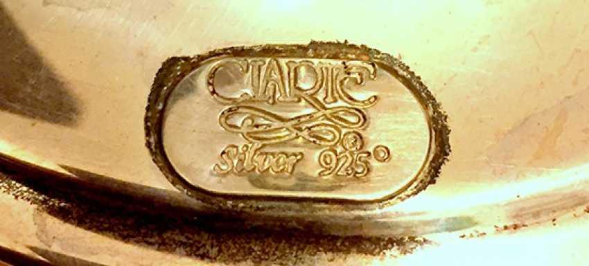Silver service CLARTE twentieth century - photo 2