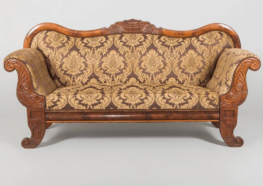 Vintage sofa XX century - photo 1