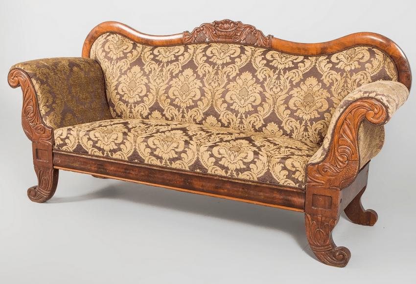 Vintage sofa XX century - photo 2