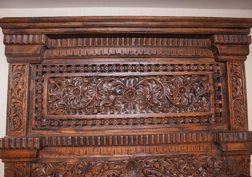 decorative panel of the twentieth century, - photo 1