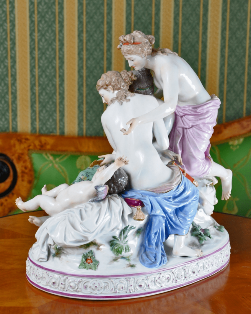 Meissen, Germany, second half of XIX century - photo 2
