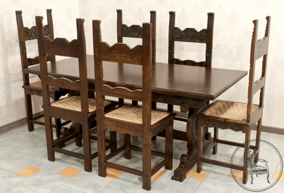 dining room set mubaligh in - photo 7