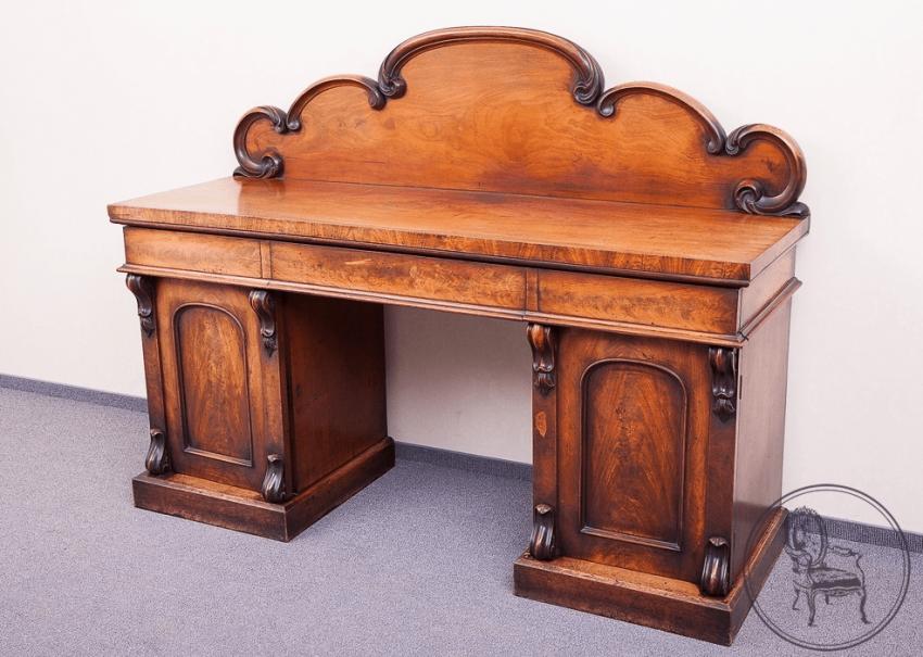 Desk of the XIX century - photo 2