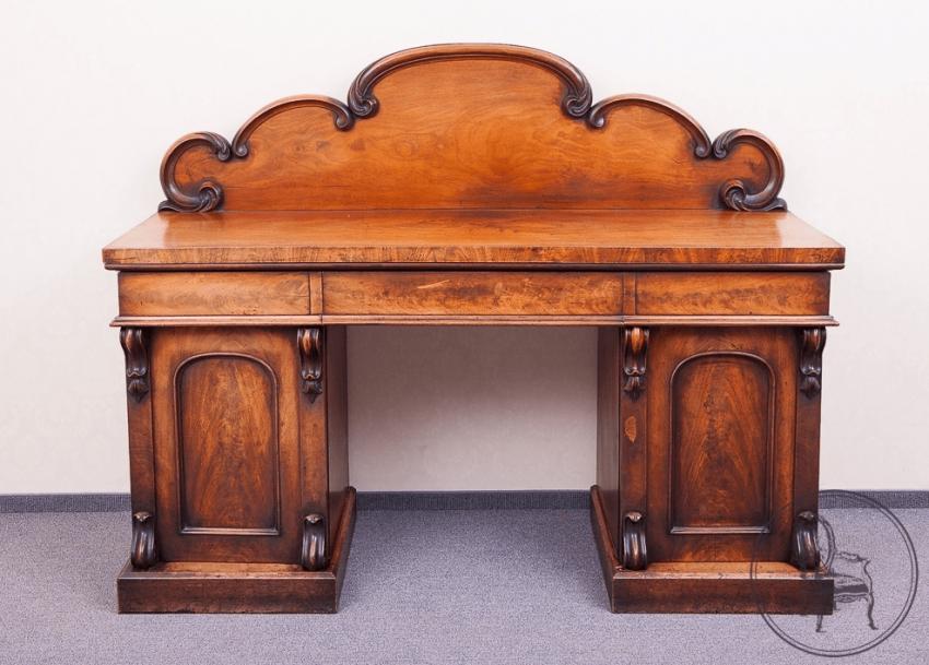 Desk of the XIX century - photo 1