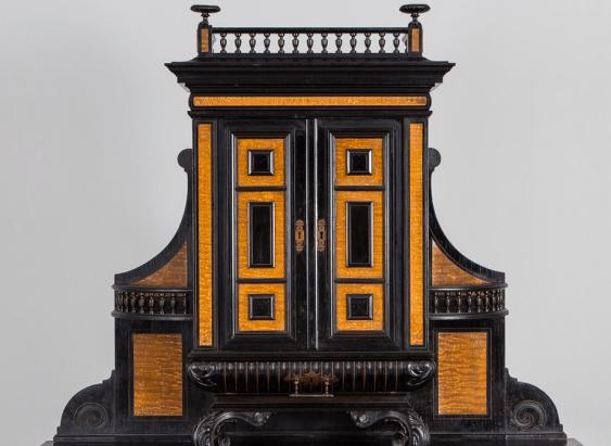 cupboard in XIX century - photo 4