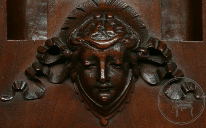 Antique buteth century - photo 4