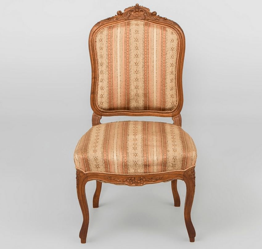 set for the living room of the nineteenth century, - photo 2