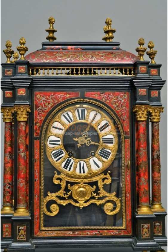 Wall clock 18th century. Bull - photo 3