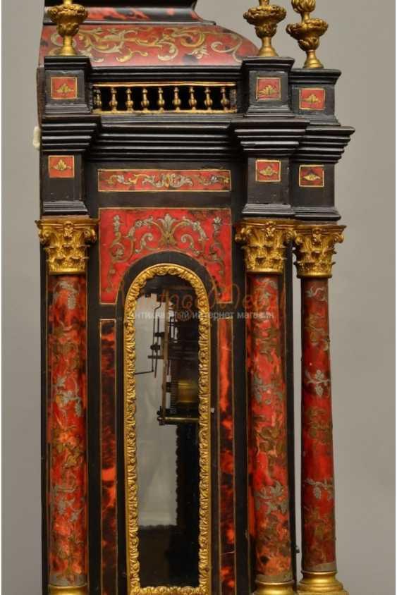 Wall clock 18th century. Bull - photo 4