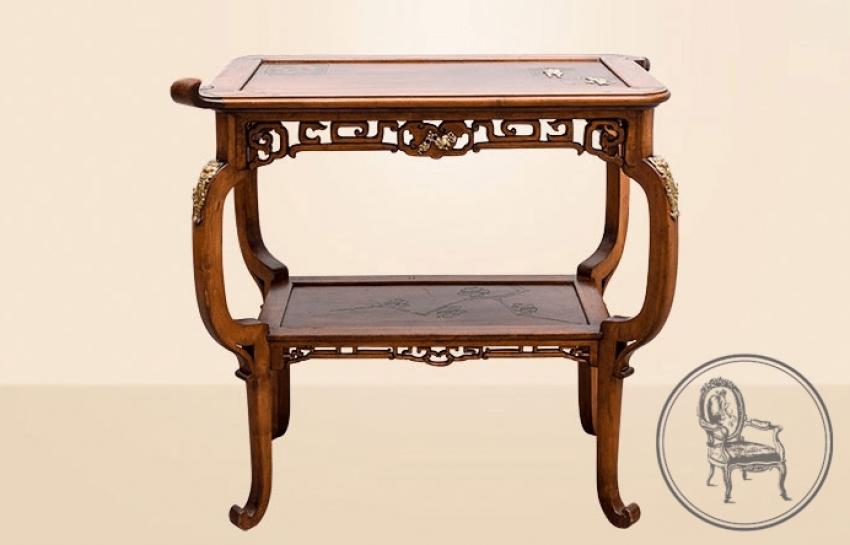 Antique table XIX century - photo 1