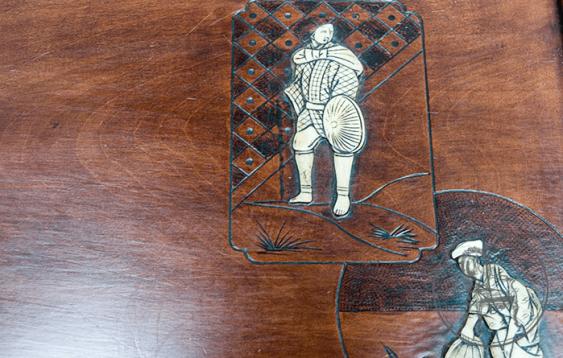 Antique table XIX century - photo 3