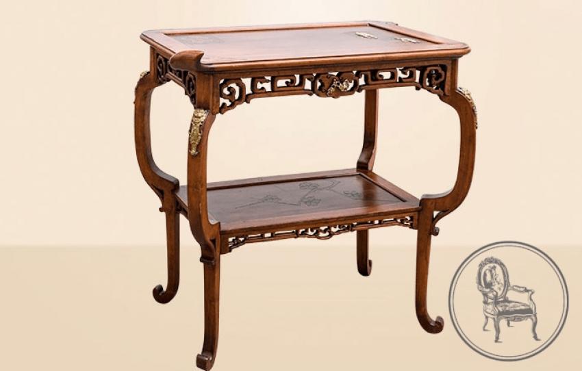 Antique table XIX century - photo 5