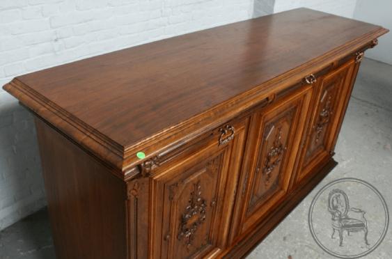 Antique dresser XX century - photo 5