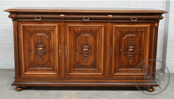 Antique dresser XX century - photo 1
