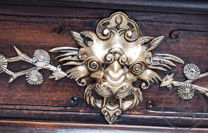 Antique chest of drawers - photo 4